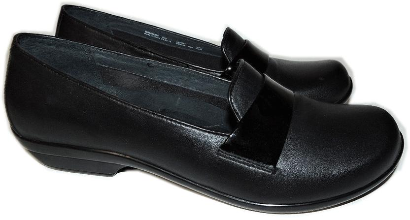 Dansko Professional Clog Oksana Shoe Small Wedge Pump 37 Marseille Collection