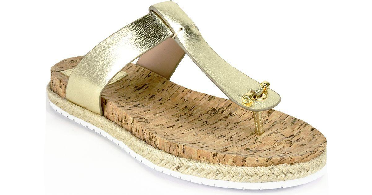 Jimmy Choo Danica Studded Wedge Luggage Espadrille Wedge
