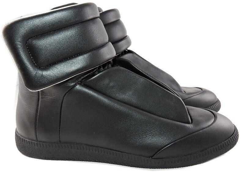 MAISON MARGIELA 22 FUTURE HIGH TONAL SNEAKERS Men's High-Top Shoe 40